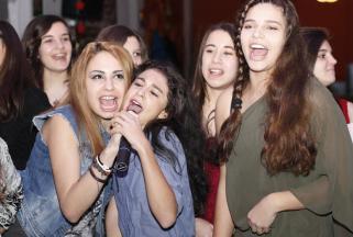 petrecere de adolescenti