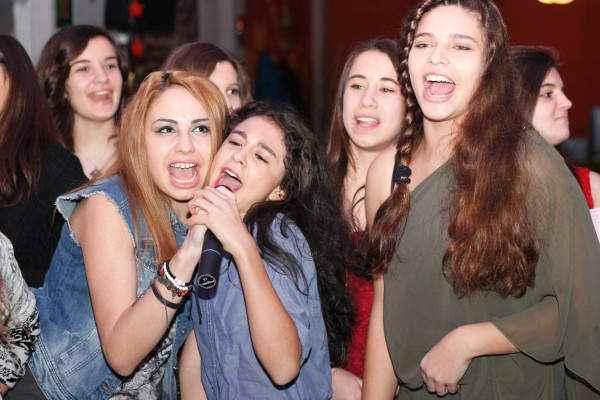 karaoke Petreceri adolescenti