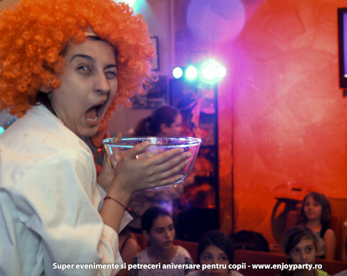 fun science petreceri copii joy club