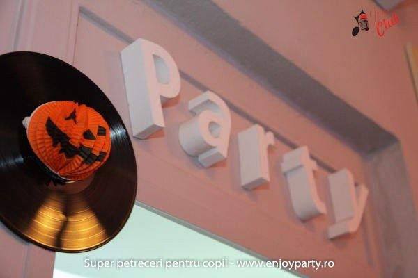 Decoratiuni Kids Hallowen Party Bucharest