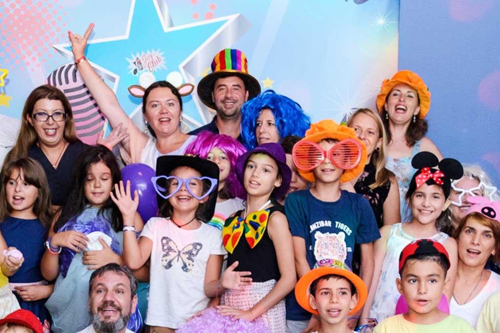spatiu petreceri corporate pentru copii