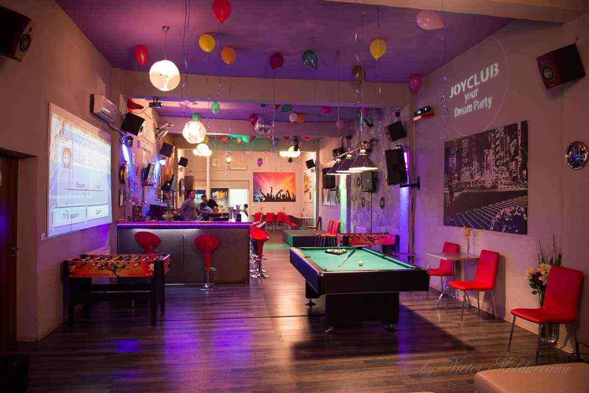 Locatie Joy Club Bucuresti pentru petreceri private pentru copii si adolescenti